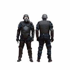 Police Armor and the Equipment Needed